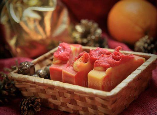 Натуральное мыло Joysoap Сицилийский апельсин