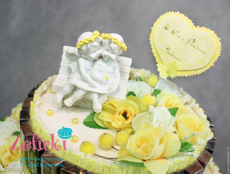 Посылка молодоженам на свадьбу