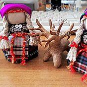 Куклы и игрушки ручной работы. Ярмарка Мастеров - ручная работа Народная кукла, удмуртская кукла, кукла в удмуртском костюме. Handmade.