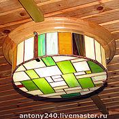 """Для дома и интерьера ручной работы. Ярмарка Мастеров - ручная работа Плафон """"Мозаика"""". Handmade."""