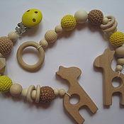 Куклы и игрушки ручной работы. Ярмарка Мастеров - ручная работа Грызунок Жирафик. Handmade.