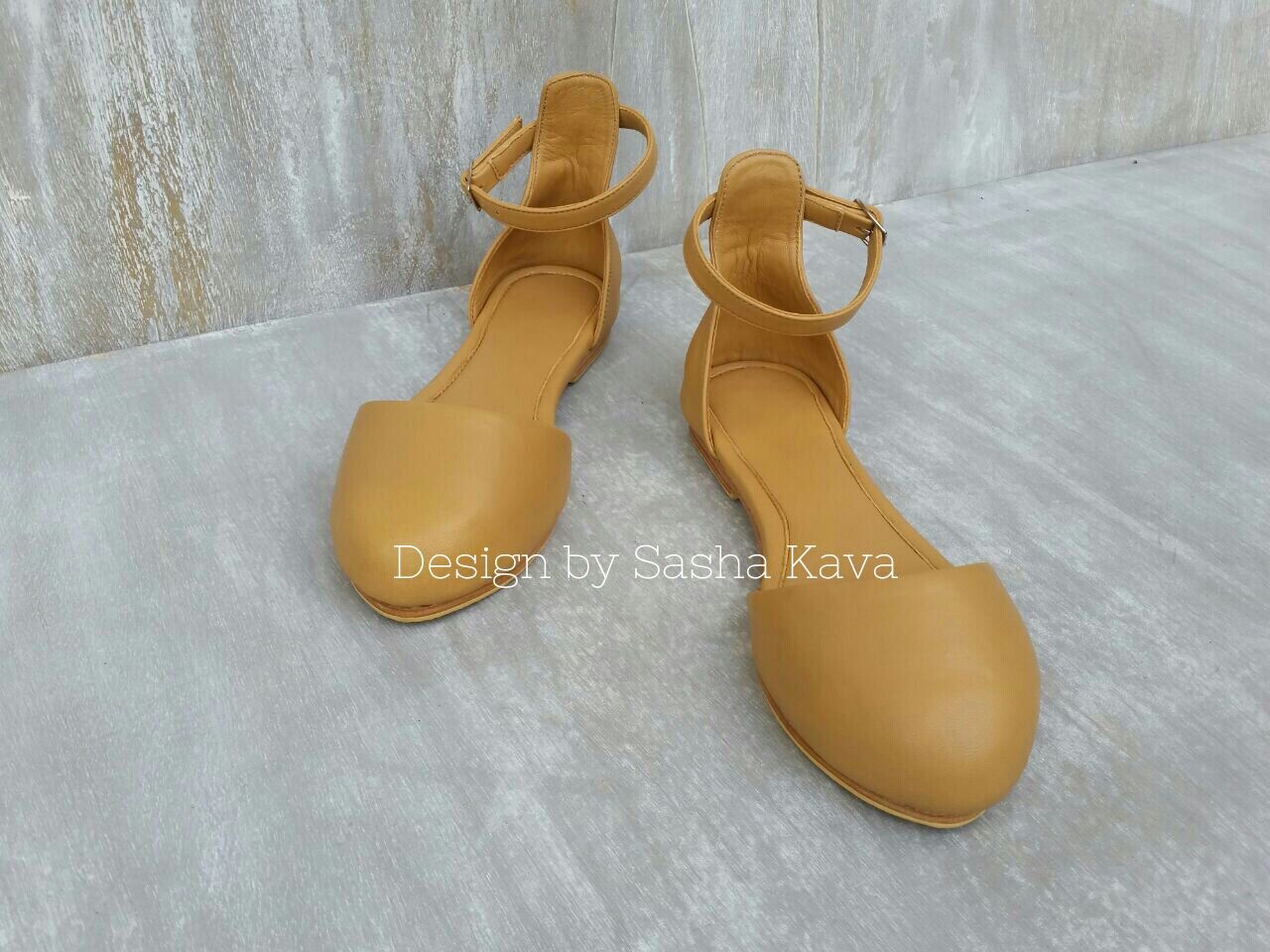 Ballet shoes made of genuine leather, Ballet flats, Moscow,  Фото №1