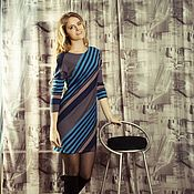 Одежда ручной работы. Ярмарка Мастеров - ручная работа Платье «Леон 3». Handmade.