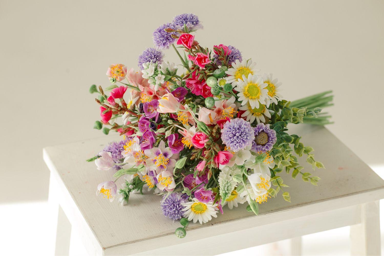 Букет из полевых цветов цветы купить красноярск, мини гладиолусов минск