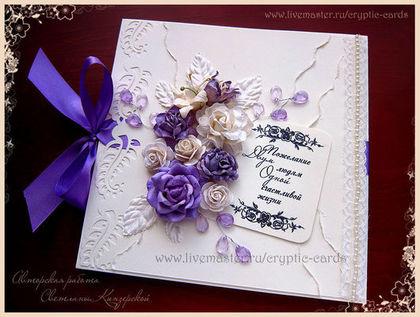 Коробочка с пожеланиями на свадьбу своими руками