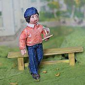 Сувениры и подарки handmade. Livemaster - original item Handmade cotton toy