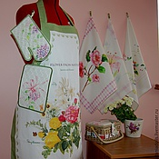 Для дома и интерьера handmade. Livemaster - original item Kitchen set