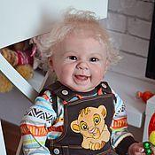 Куклы и игрушки ручной работы. Ярмарка Мастеров - ручная работа Кукла реборн  из молда Mazie - Антошка.. Handmade.