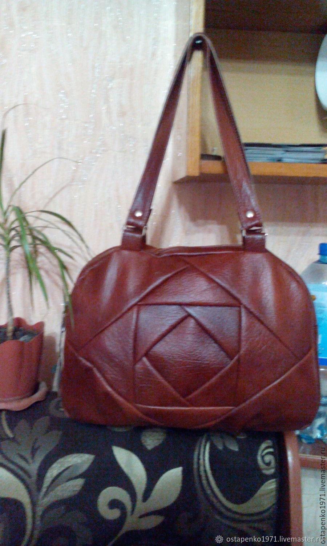 Модель 42,женская сумка, Классическая сумка, Кирово-Чепецк,  Фото №1