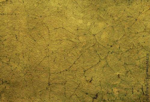 """Открытки и скрапбукинг ручной работы. Ярмарка Мастеров - ручная работа. Купить """"Магия леса"""" Арт-бумага ручной работы. Handmade."""