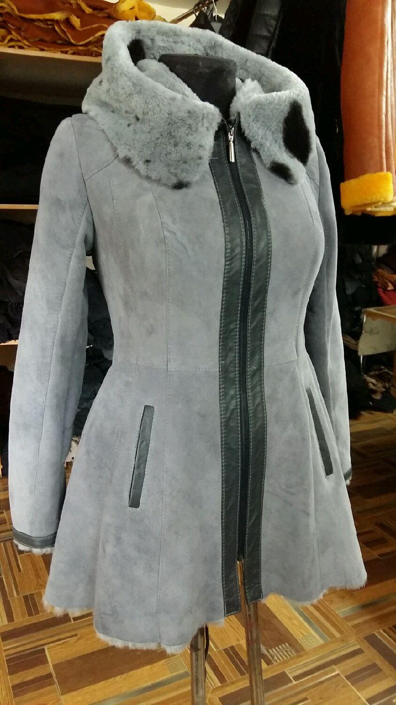 Верхняя одежда – дубленки