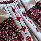 Одежда ручной работы. Ярмарка Мастеров - ручная работа вышиванка женская. Handmade.