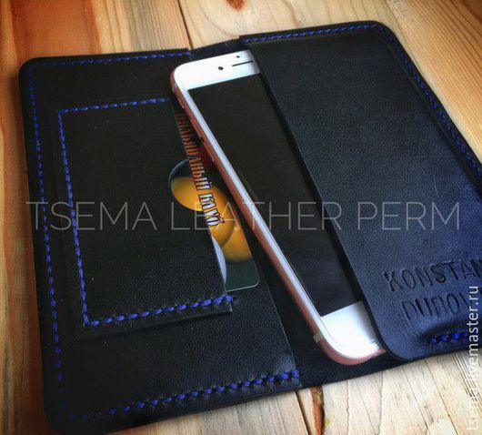 Для телефонов ручной работы. Ярмарка Мастеров - ручная работа. Купить чехол для iphone 6s/6s plus. Handmade. Черный