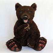 Куклы и игрушки handmade. Livemaster - original item The author`s realistic Teddy bear. Handmade.