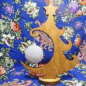 Элементы интерьера ручной работы. Ярмарка Мастеров - ручная работа Новогодняя ёлочка. Handmade.