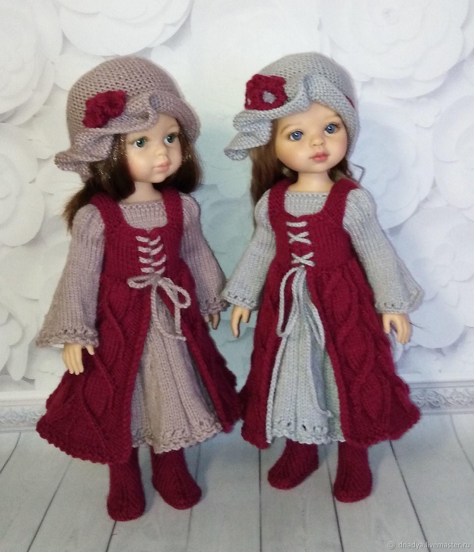 комплект для кукол Паола Рейна, Одежда для кукол, Полевской,  Фото №1