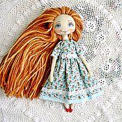 Куклы и игрушки ручной работы. Ярмарка Мастеров - ручная работа Игровая куколка для девочки.. Handmade.