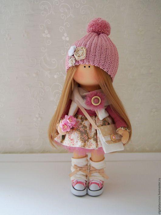 Коллекционные куклы ручной работы. Ярмарка Мастеров - ручная работа. Купить Интерьерная кукла. Handmade. Кукла ручной работы, шерсть