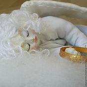 Куклы и игрушки ручной работы. Ярмарка Мастеров - ручная работа Ангел Спящий. Handmade.