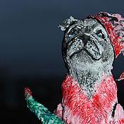 Куклы и игрушки ручной работы. Ярмарка Мастеров - ручная работа Новый год к нам мчится.... Handmade.