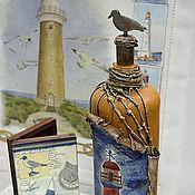 Сувениры и подарки ручной работы. Ярмарка Мастеров - ручная работа Море, ты слышишь море (старый маяк). Handmade.