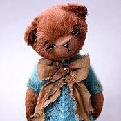 Мишки Тедди ручной работы. Ярмарка Мастеров - ручная работа Тедди мишка Малу. Handmade.