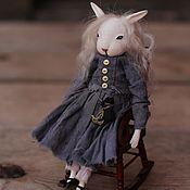Куклы и игрушки handmade. Livemaster - original item Doll: ALICE.. Handmade.