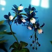 handmade. Livemaster - original item Flower-lamp