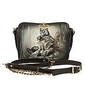 Сумки и аксессуары handmade. Livemaster - original item Women`s bag satchel