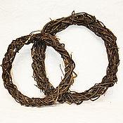 Материалы для творчества handmade. Livemaster - original item blank wreath forest mix. Handmade.