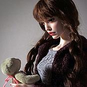 Куклы и игрушки ручной работы. Ярмарка Мастеров - ручная работа Джульет (молд Алиса). Handmade.