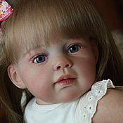 Куклы и игрушки ручной работы. Ярмарка Мастеров - ручная работа Кукла реборн Лизонька. Handmade.