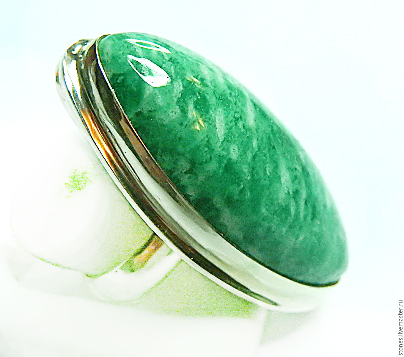 Серебряные кольца своими руками 982