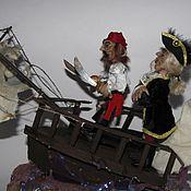 Куклы и игрушки ручной работы. Ярмарка Мастеров - ручная работа Корсар. Handmade.