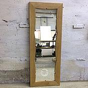 Для дома и интерьера ручной работы. Ярмарка Мастеров - ручная работа Зеркало в стиле Лофт 2. Handmade.