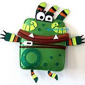 Куклы и игрушки ручной работы. Ярмарка Мастеров - ручная работа Шумадан Куми-Куми. Handmade.