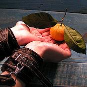 Для домашних животных, ручной работы. Ярмарка Мастеров - ручная работа ДЛЯ ДВОИХ :) кожаные браслеты. Handmade.