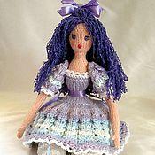 Куклы и игрушки ручной работы. Ярмарка Мастеров - ручная работа Кукла Матильда. Handmade.