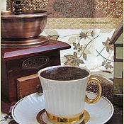 """Косметика ручной работы. Ярмарка Мастеров - ручная работа """"Кофе как образ жизни"""", подарочный набор скрабов. Handmade."""