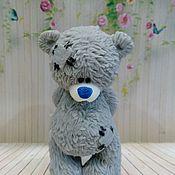 Косметика ручной работы handmade. Livemaster - original item Soap Bear Groteska. Handmade.