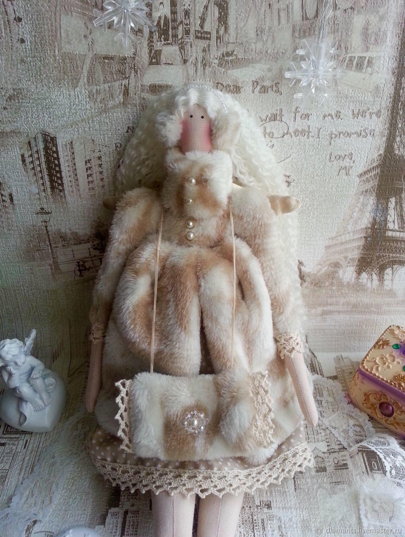 зимний ангел тильда картинки пятницу