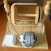 Русский стиль ручной работы. Ярмарка Мастеров - ручная работа Прялка электрическая. Handmade.