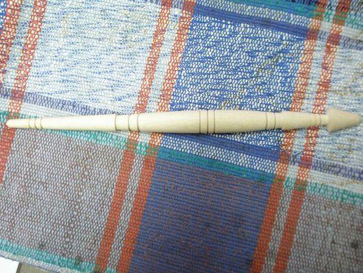 Другие виды рукоделия ручной работы. Ярмарка Мастеров - ручная работа. Купить Веретено. Handmade. Дерево, инструмент, пряжа