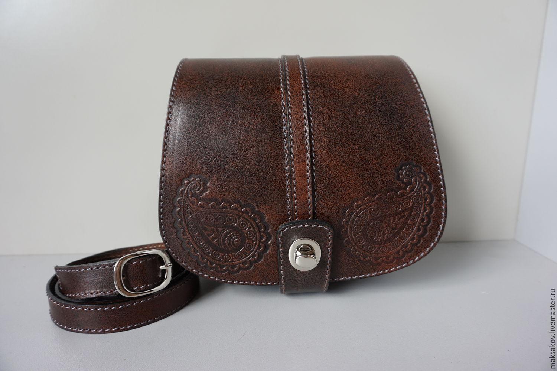 Изготовление сумок своими руками из кожи