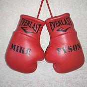 Souvenirs handmade. Livemaster - original item Boxing gloves, souvenir. Handmade.