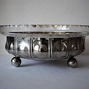 Винтаж handmade. Livemaster - original item Large vase, handmade Art Deco Bohemian 1920 gg. Handmade.