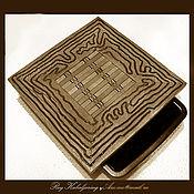 """Фен-шуй и эзотерика ручной работы. Ярмарка Мастеров - ручная работа Чайная доска """"Тередо"""". Handmade."""