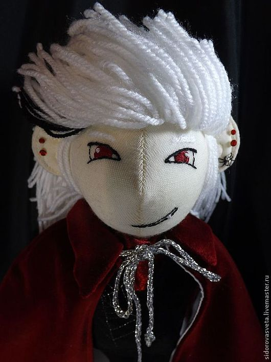 кукла вампир