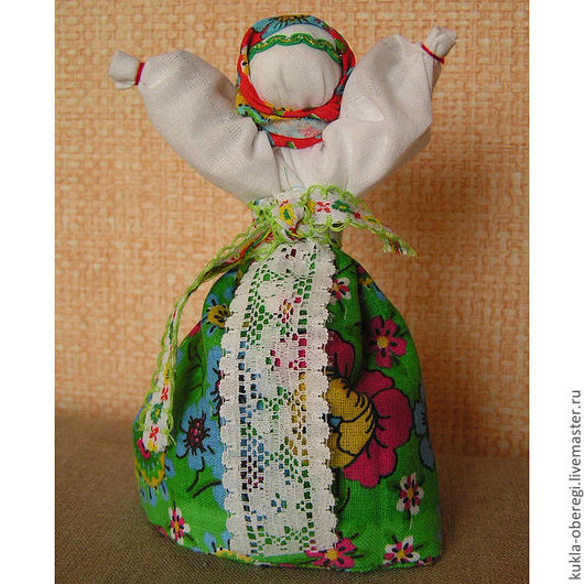"""Сувениры ручной работы. Ярмарка Мастеров - ручная работа. Купить Кукла """"Приветствие весны"""". Handmade. Народная кукла, оберег"""