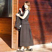 Одежда ручной работы. Ярмарка Мастеров - ручная работа Юбка пышная  и прекрасная Black. Handmade.